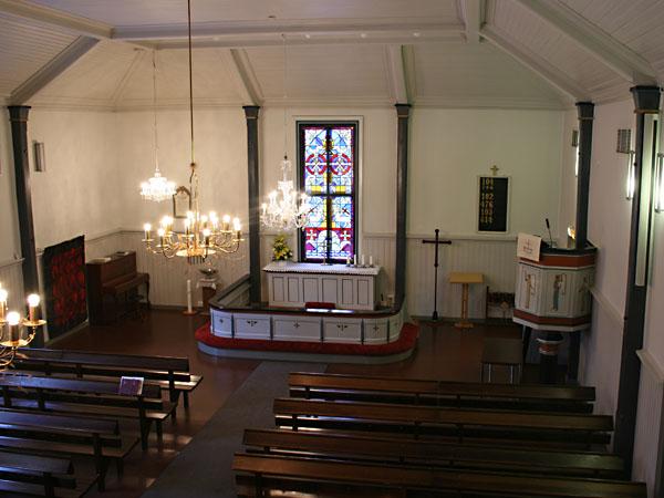 Kuvia Hyvinkäältä - Vanha kirkko